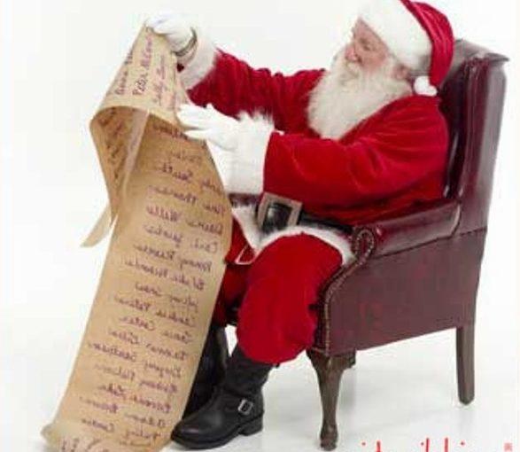 Wybory za pasem – św. Mikołaj przyjechał.