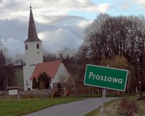 Zapomniane miejsca pamięci – Proszowa
