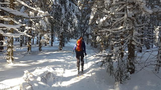 Narciarstwo biegowe w Górach Izerskich – popularne trasy na biegówki w okolicach Mirska